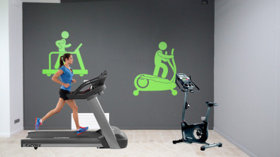 Akinon Resort gym