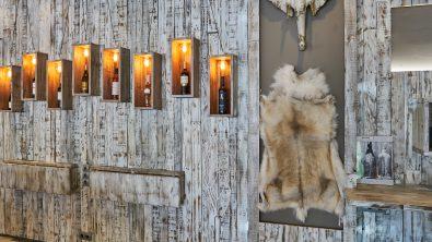 Stylish Scandinavian Inspired interior