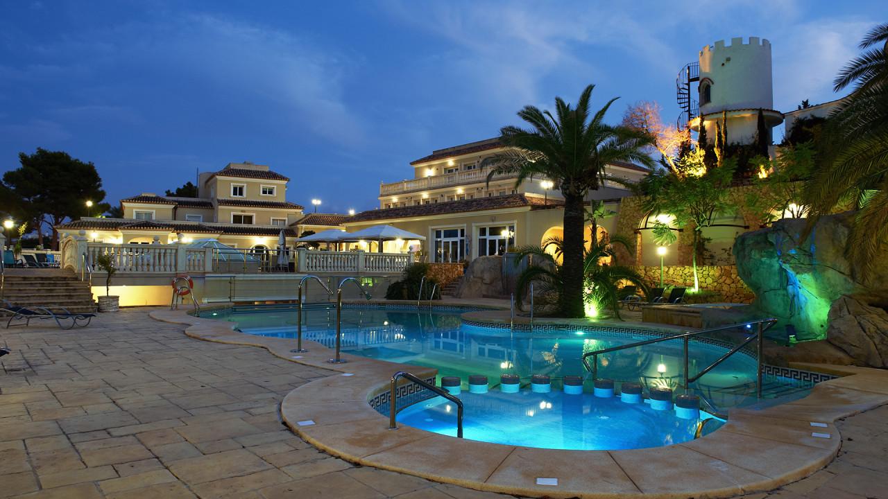 Аликанте отель albir garden resort отзывы