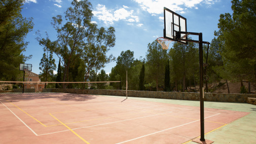 Ball Court