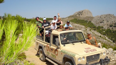 Safaris & Tours