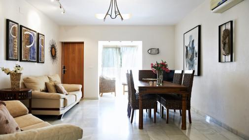 Quad living room